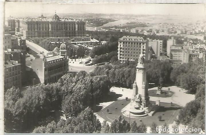 MADRID ESCRITA (Postales - España - Comunidad de Madrid Antigua (hasta 1939))