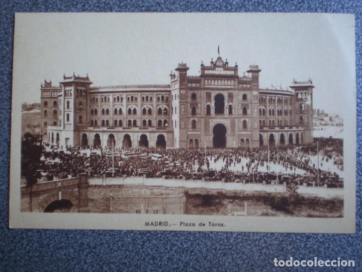 MADRID LOTE DE 11 POSTALES ANTIGUAS DIFERENTES - VER TODAS EN LAS IMÁGENES (Postales - España - Comunidad de Madrid Antigua (hasta 1939))
