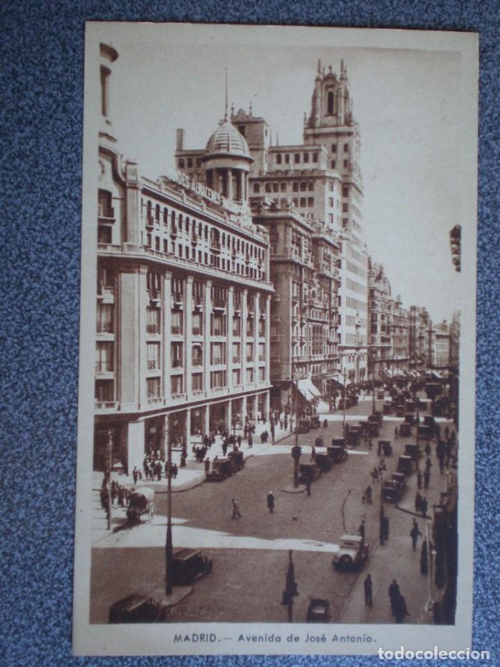 Postales: MADRID LOTE DE 11 POSTALES ANTIGUAS DIFERENTES - VER TODAS EN LAS IMÁGENES - Foto 2 - 183625338