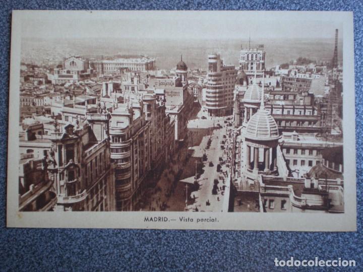 Postales: MADRID LOTE DE 11 POSTALES ANTIGUAS DIFERENTES - VER TODAS EN LAS IMÁGENES - Foto 3 - 183625338