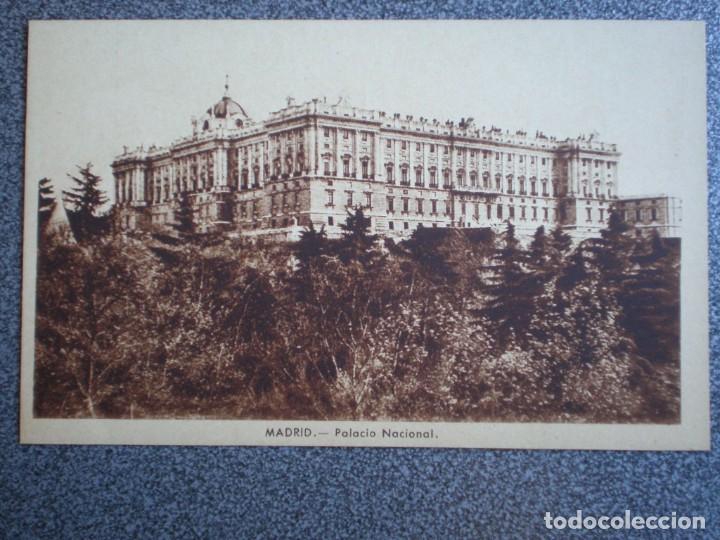 Postales: MADRID LOTE DE 11 POSTALES ANTIGUAS DIFERENTES - VER TODAS EN LAS IMÁGENES - Foto 7 - 183625338
