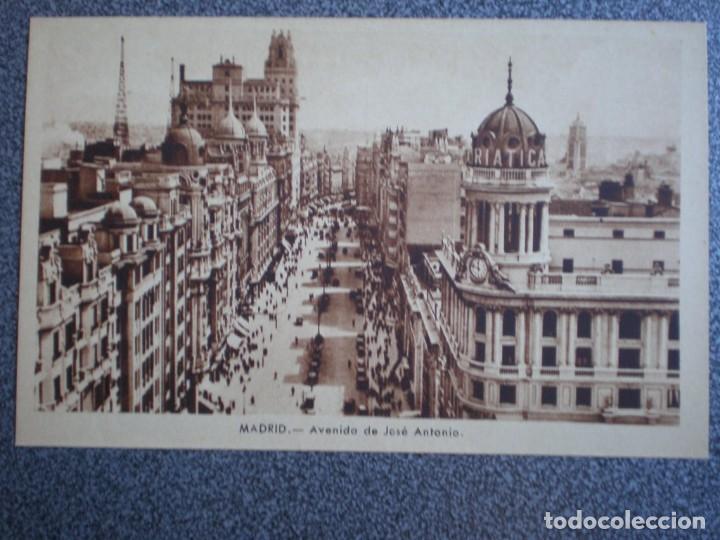 Postales: MADRID LOTE DE 11 POSTALES ANTIGUAS DIFERENTES - VER TODAS EN LAS IMÁGENES - Foto 8 - 183625338