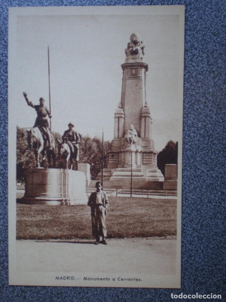 Postales: MADRID LOTE DE 11 POSTALES ANTIGUAS DIFERENTES - VER TODAS EN LAS IMÁGENES - Foto 10 - 183625338