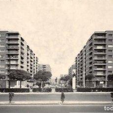 Postales: MADRID- PARQUE DE LA AVENIDAS- AVENIDA DE BRUSELAS- VISTA PARCIAL DESDE AVENIDA DE AMERICA. Lote 183682298