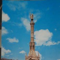 Postales: POSTAL MONUMENTO A COLÓN MADRID. Lote 184116851