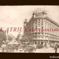Postales: MADRID - 22 CLICHES ORIGINALES - NEGATIVOS EN CRISTAL Y CELULOIDE - EDICIONES ARRIBAS. Lote 184367727