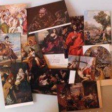 Postales: MUSEO DEL PRADO - AÑOS 70. Lote 184653860