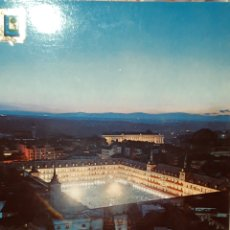 Postales: POSTAL PLAZA MAYOR DE MADRID. Lote 185263340