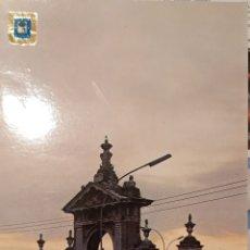 Postales: POSTAL PUERTA DE HIERRO DE MADRID. Lote 185265912