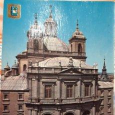 Postales: POSTAL IGLESIA SAN FRANCISCO EL GRANDE EN MADRID. Lote 185267840