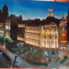 Postales: POSTAL EDIFICIO FENIX MADRID. Lote 185284051