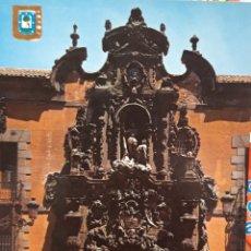 Postales: POSTAL MUSEO Y BIBLIOTECA MUNICIPALES MADRID. Lote 185286466