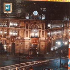 Postales: POSTAL LA CIBELES MADRID. Lote 185288121