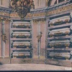 Postales: POSTAL EL ESCORIAL - PANTEON DE REYES - VENTHEY - FOT MORENO. Lote 185691273
