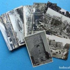 Postales: MADRID Y PROVINCIA - 45 ANTIGUAS POSTALES DIFERENTES - VER FOTOS ADICIONALES. Lote 186324776