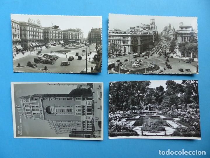 Postales: MADRID Y PROVINCIA - 45 ANTIGUAS POSTALES DIFERENTES - VER FOTOS ADICIONALES - Foto 2 - 186324776