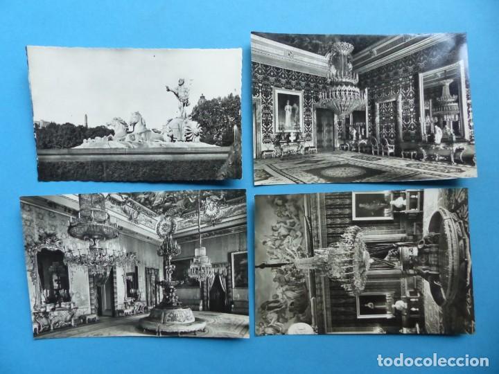 Postales: MADRID Y PROVINCIA - 45 ANTIGUAS POSTALES DIFERENTES - VER FOTOS ADICIONALES - Foto 4 - 186324776