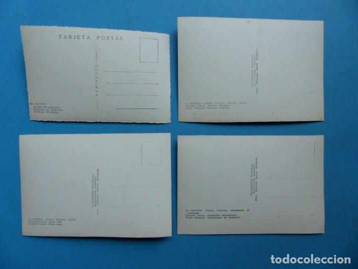 Postales: MADRID Y PROVINCIA - 45 ANTIGUAS POSTALES DIFERENTES - VER FOTOS ADICIONALES - Foto 5 - 186324776