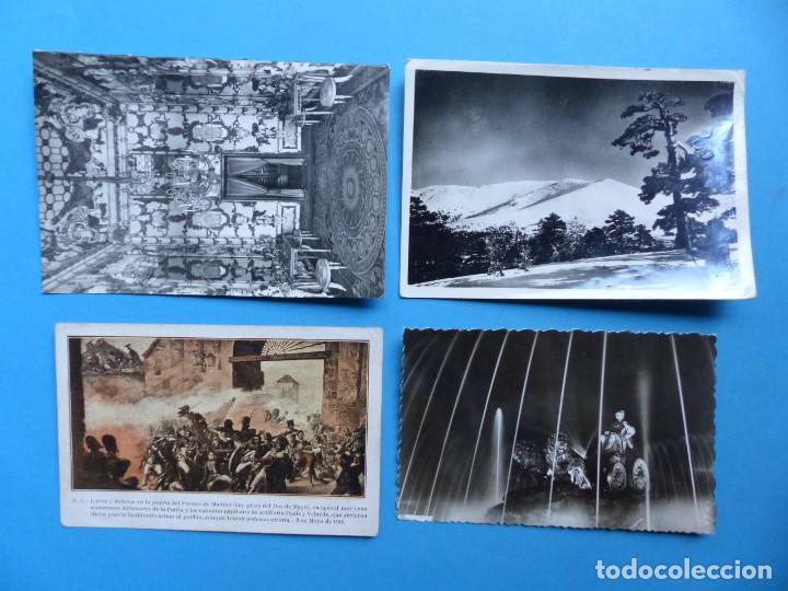 Postales: MADRID Y PROVINCIA - 45 ANTIGUAS POSTALES DIFERENTES - VER FOTOS ADICIONALES - Foto 6 - 186324776
