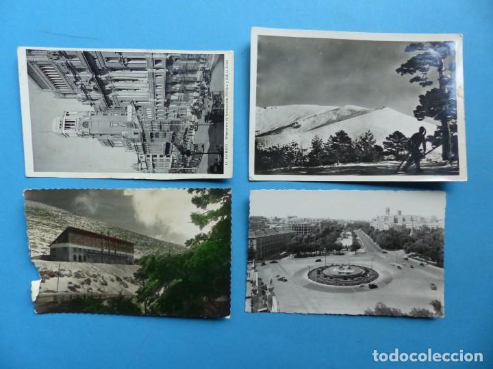 Postales: MADRID Y PROVINCIA - 45 ANTIGUAS POSTALES DIFERENTES - VER FOTOS ADICIONALES - Foto 8 - 186324776