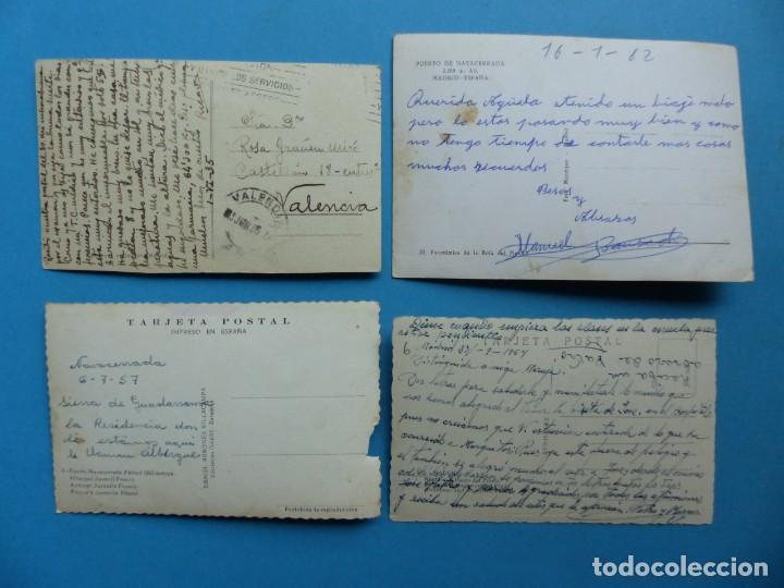 Postales: MADRID Y PROVINCIA - 45 ANTIGUAS POSTALES DIFERENTES - VER FOTOS ADICIONALES - Foto 9 - 186324776