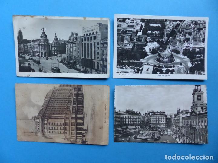 Postales: MADRID Y PROVINCIA - 45 ANTIGUAS POSTALES DIFERENTES - VER FOTOS ADICIONALES - Foto 10 - 186324776