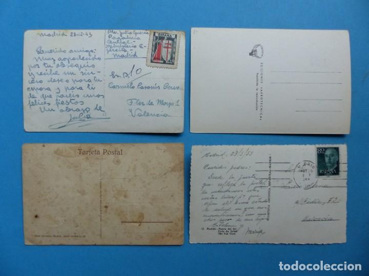 Postales: MADRID Y PROVINCIA - 45 ANTIGUAS POSTALES DIFERENTES - VER FOTOS ADICIONALES - Foto 11 - 186324776
