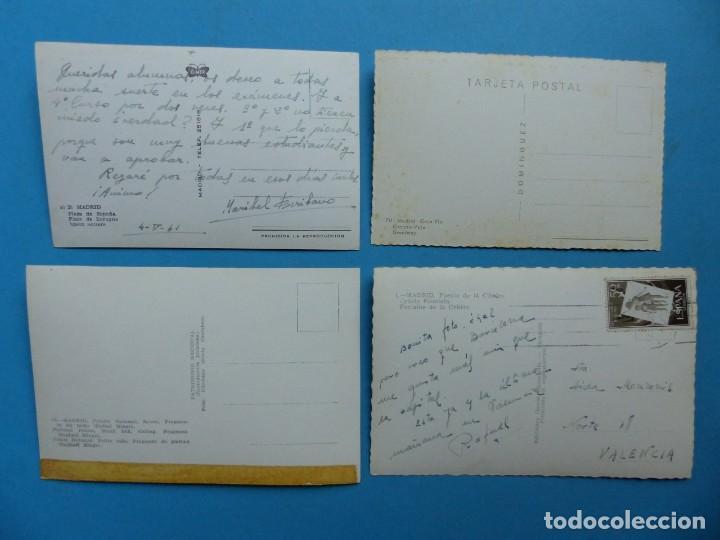 Postales: MADRID Y PROVINCIA - 45 ANTIGUAS POSTALES DIFERENTES - VER FOTOS ADICIONALES - Foto 13 - 186324776