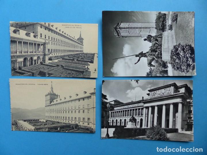 Postales: MADRID Y PROVINCIA - 45 ANTIGUAS POSTALES DIFERENTES - VER FOTOS ADICIONALES - Foto 14 - 186324776
