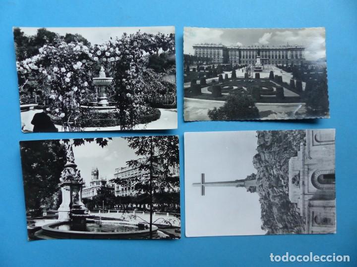 Postales: MADRID Y PROVINCIA - 45 ANTIGUAS POSTALES DIFERENTES - VER FOTOS ADICIONALES - Foto 16 - 186324776