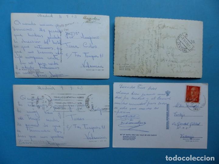 Postales: MADRID Y PROVINCIA - 45 ANTIGUAS POSTALES DIFERENTES - VER FOTOS ADICIONALES - Foto 17 - 186324776