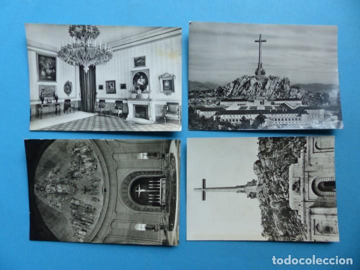 Postales: MADRID Y PROVINCIA - 45 ANTIGUAS POSTALES DIFERENTES - VER FOTOS ADICIONALES - Foto 18 - 186324776