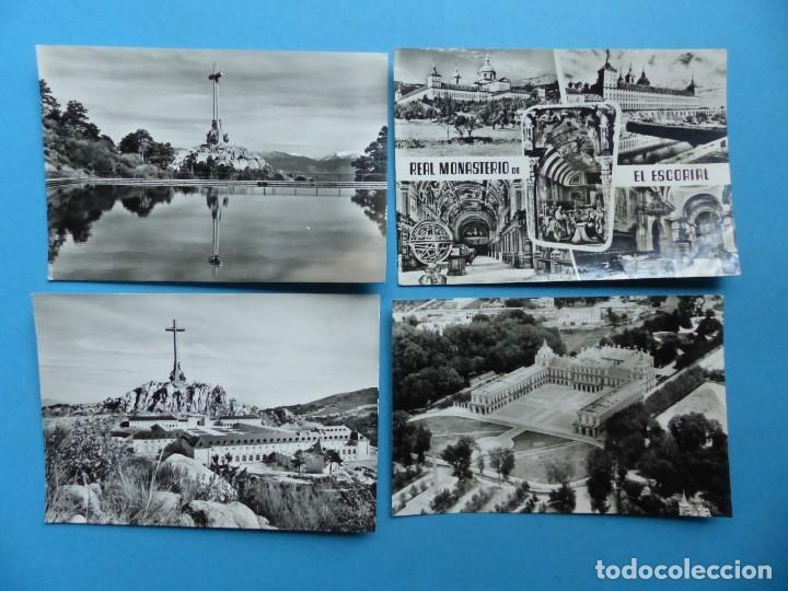 Postales: MADRID Y PROVINCIA - 45 ANTIGUAS POSTALES DIFERENTES - VER FOTOS ADICIONALES - Foto 20 - 186324776