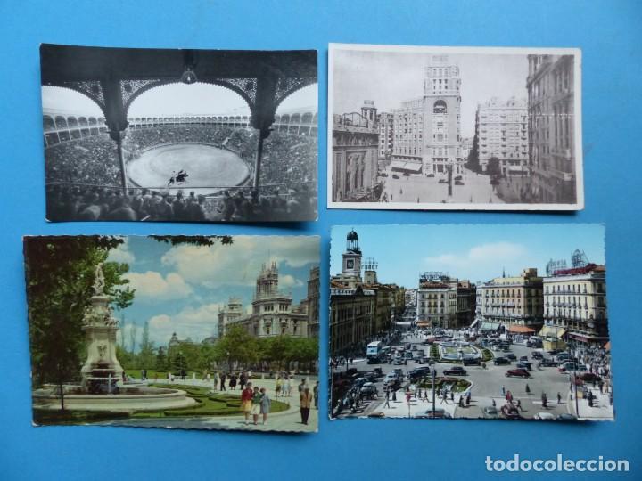 Postales: MADRID Y PROVINCIA - 45 ANTIGUAS POSTALES DIFERENTES - VER FOTOS ADICIONALES - Foto 22 - 186324776