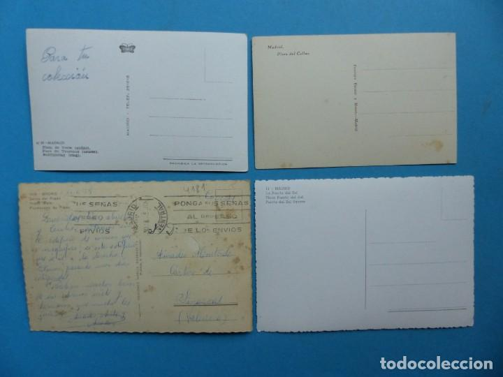 Postales: MADRID Y PROVINCIA - 45 ANTIGUAS POSTALES DIFERENTES - VER FOTOS ADICIONALES - Foto 23 - 186324776
