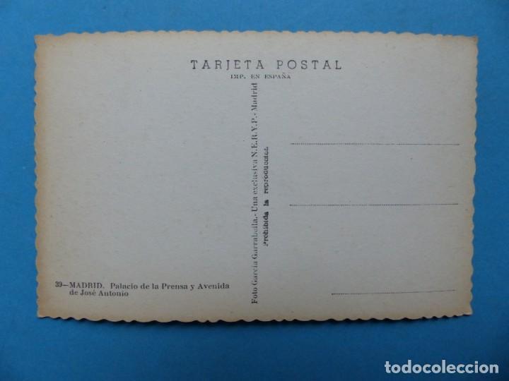 Postales: MADRID Y PROVINCIA - 45 ANTIGUAS POSTALES DIFERENTES - VER FOTOS ADICIONALES - Foto 25 - 186324776
