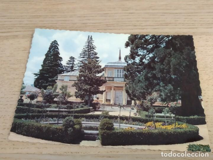 POSTAL DE EL ESCORIAL. 947. CASITA DEL PRINCIPE. FACHADA. PATRIMONIO NACIONAL. NO CIRCULADA (Postales - España - Madrid Moderna (desde 1940))