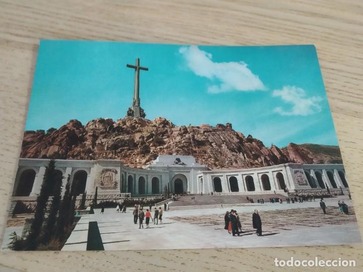 POSTAL DEL VALLE DE LOS CAIDOS. 26. SANTA CRUZ. PATRIMONIO NACIONAL. NO CIRCULADA (Postales - España - Madrid Moderna (desde 1940))