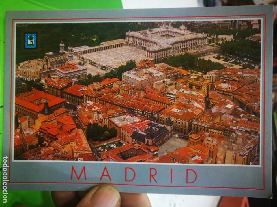 POSTAL MADRID PALACIO REAL N 107 DOMÍNGUEZ (Postales - España - Madrid Moderna (desde 1940))