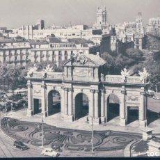 Postales: POSTAL MADRID - PUERTA DE ALCALA - DOMINGUEZ - FISA. Lote 188535201