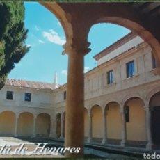 Postales: POSTAL N°108 PATIO TRILINGÜE UNIVERSIDAD CISNERIANA ALCALÁ DE HENARES MADRID. Lote 189348795