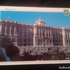 Postales: POSTAL MADRID PALACIO REAL SIN CIRCULAR. Lote 189625988