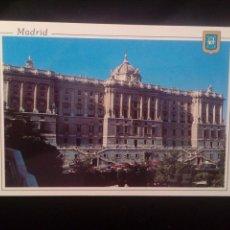 Postales: POSTAL MADRID PALACIO REAL SIN CIRCULAR. Lote 189626133
