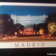 Postales: POSTAL MADRID PALACIO REAL SIN CIRCULAR. Lote 189626486