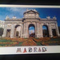 Postales: POSTAL MADRID PUERTA DE ALCALÁ SIN CIRCULAR. Lote 189626582