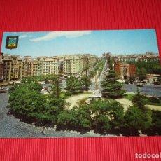Postales: MADRID - PLAZA ROMA - Nº 33 - ESCRITA Y CIRCULADA - DOMINGUEZ. Lote 189638513