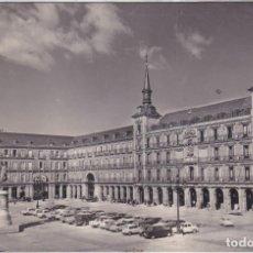 Postales: MADRID - PLAZA MAYOR. Lote 190185798