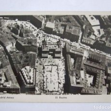 Postales: POSTAL MADRID AEREO- EL RASTRO - AEROTECNICA 14 - SIN CIRCULAR. Lote 190334088