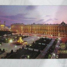 Postales: MADRID - PLAZA DE ORIENTE Y PALACIO REAL - IBERIA - S/C. Lote 190543622