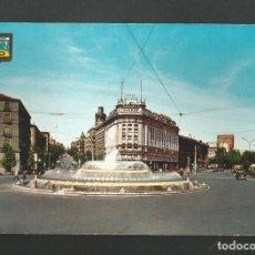 Postales: POSTAL SIN CIRCULAR - MADRID 109 - FUENTE DE LA PLAZA DE CARLOS V - EDITA ESCUDO DE ORO. Lote 190990986